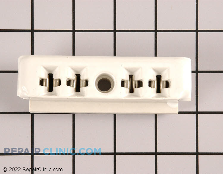 Ceramic Receptacle Block 13020 Alternate Product View