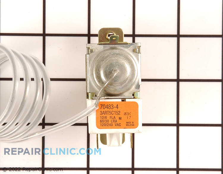 Temperature Control Thermostat WP61001343 Alternate Product View