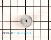 Dishrack Roller - Part # 1012085 Mfg Part # WP99002780