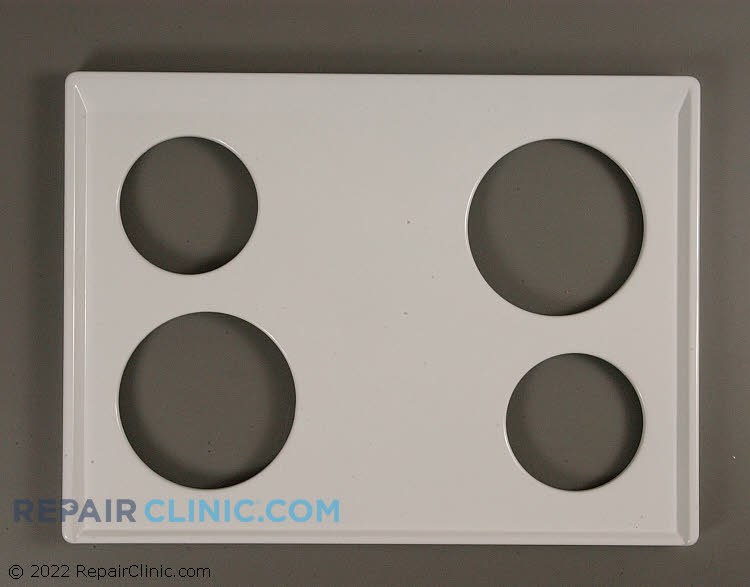 Metal Cooktop 316245402 Alternate Product View