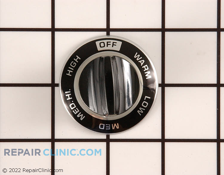 Control Knob WB3X439         Alternate Product View