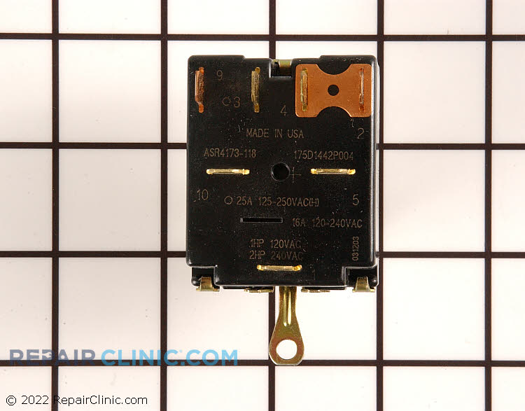 Rotary Switch WE4X783         Alternate Product View