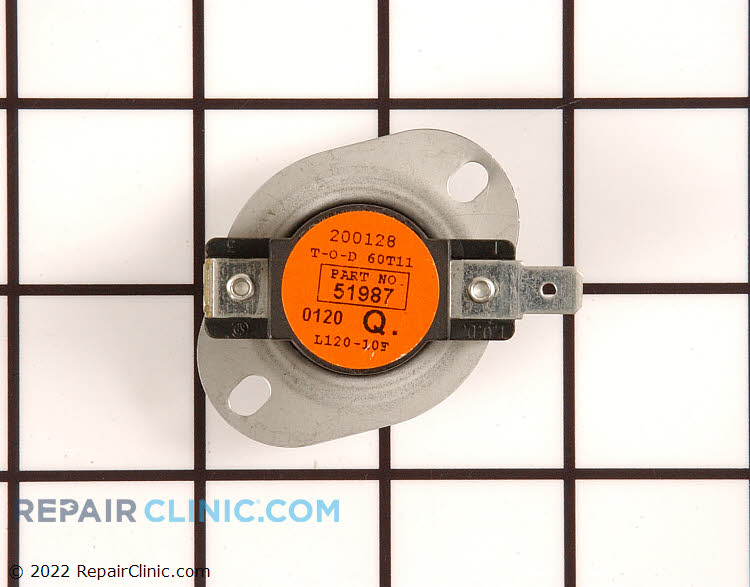 Cycling Thermostat 51987           Alternate Product View