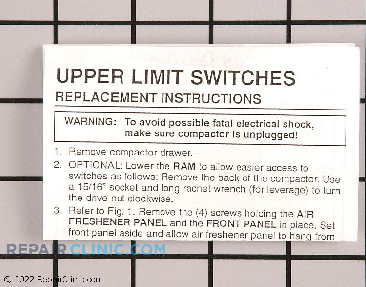 Limit Switch S91014197 Alternate Product View