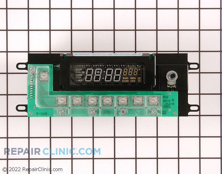 Oven Control Board 31898501        Alternate Product View