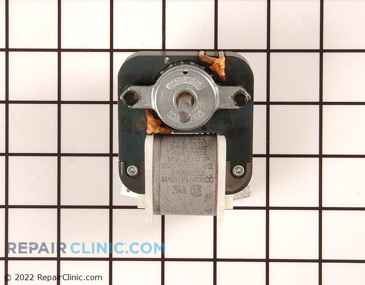 Vent Fan Motor S99080252       Alternate Product View