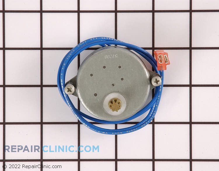 Drive Motor WS26X10011 Alternate Product View