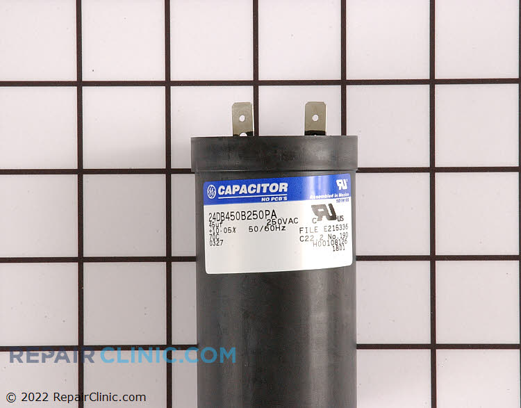 Drive Motor WH49X10029 Alternate Product View