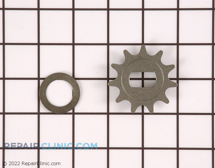 Sprocket washer WC36X5079       Alternate Product View