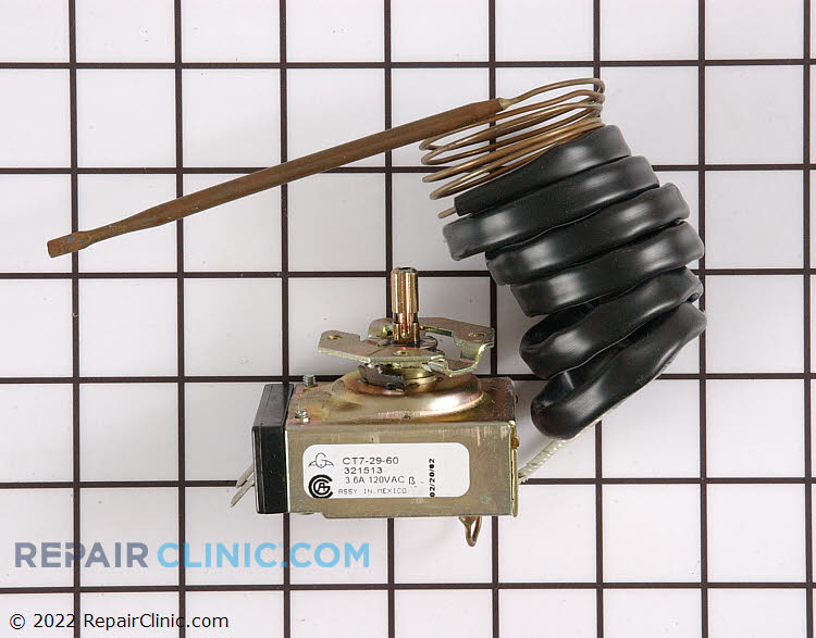 Temperature Control Thermostat 322757          Alternate Product View
