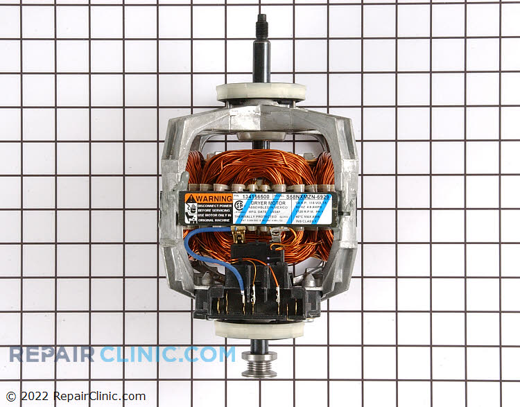 Drive Motor 131560100 Alternate Product View