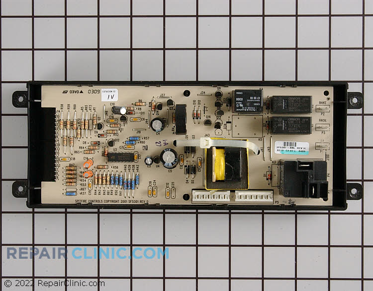 Oven Control Board 318185446       Alternate Product View
