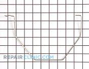 Ice Level Arm - Part # 1057319 Mfg Part # WP67004028