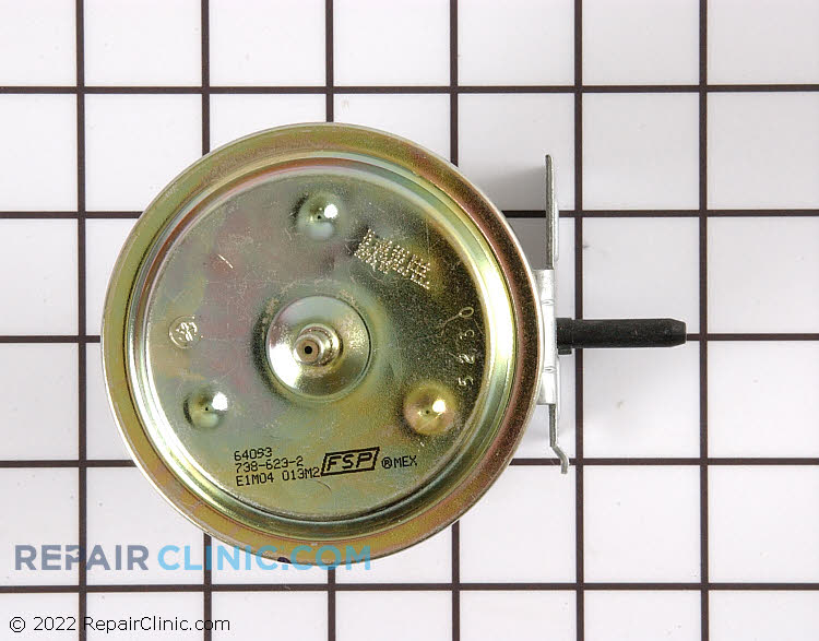 Pressure Switch WH12X951 Alternate Product View