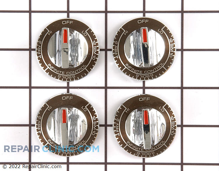 Knob, Dial & Button 0046144 Alternate Product View