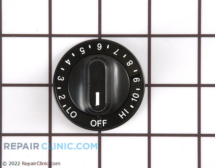 Control Knob WPW10116766 Alternate Product View