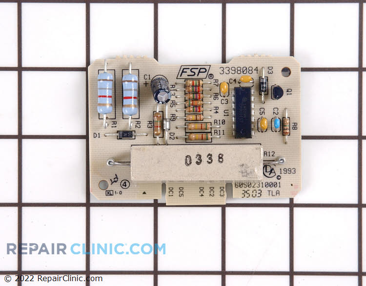 Dryness Control Board 3398084         Alternate Product View