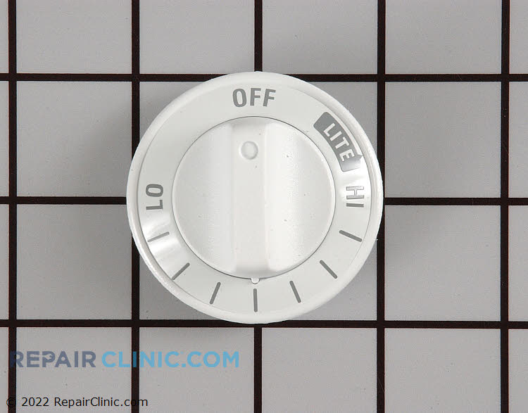 Knob WB03K10051      Alternate Product View