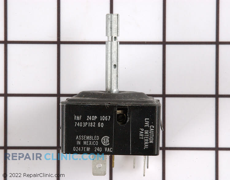 Surface Element Switch 7403P182-60     Alternate Product View