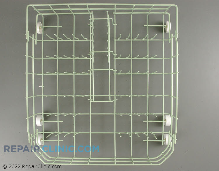 Lower Dishrack Assembly WD28X336 Alternate Product View