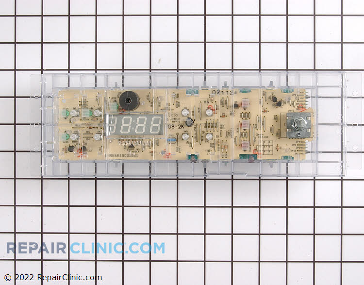 Oven Control Board WB27T10230      Alternate Product View