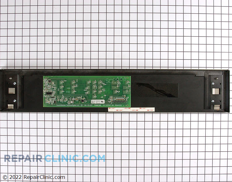 Touchpad and Control Panel 00368770 Alternate Product View