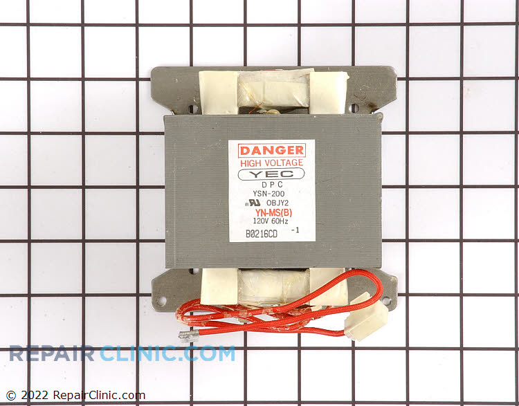 High Voltage Transformer WB27X763        Alternate Product View