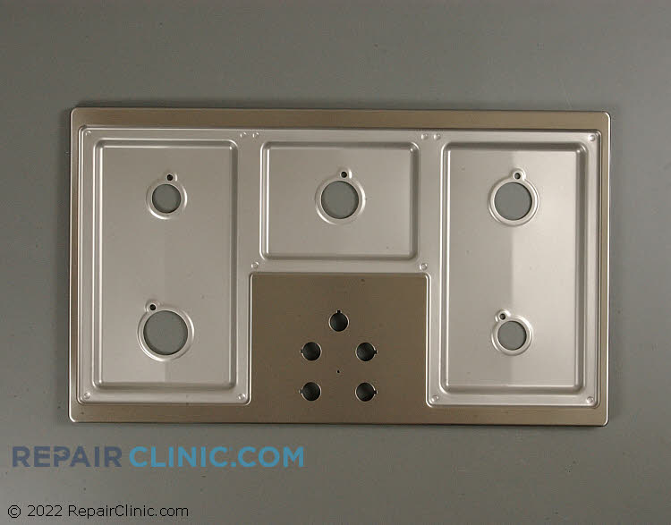 Metal Cooktop 36113S          Alternate Product View