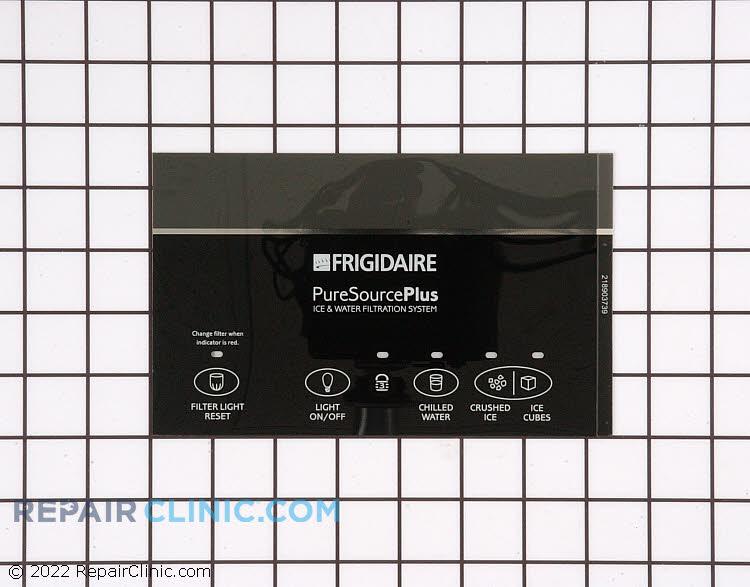 Dispenser module cover, black, does not include dispenser board