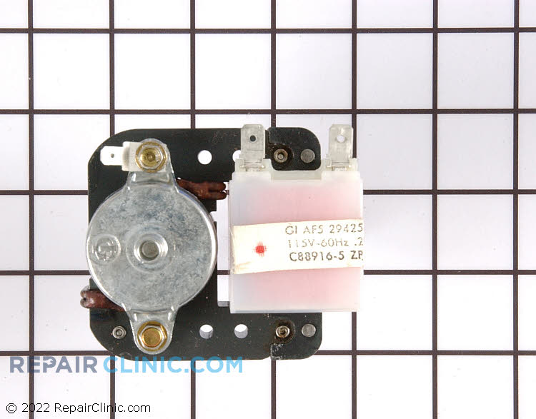 Evaporator Fan Motor WPC8891605 Alternate Product View