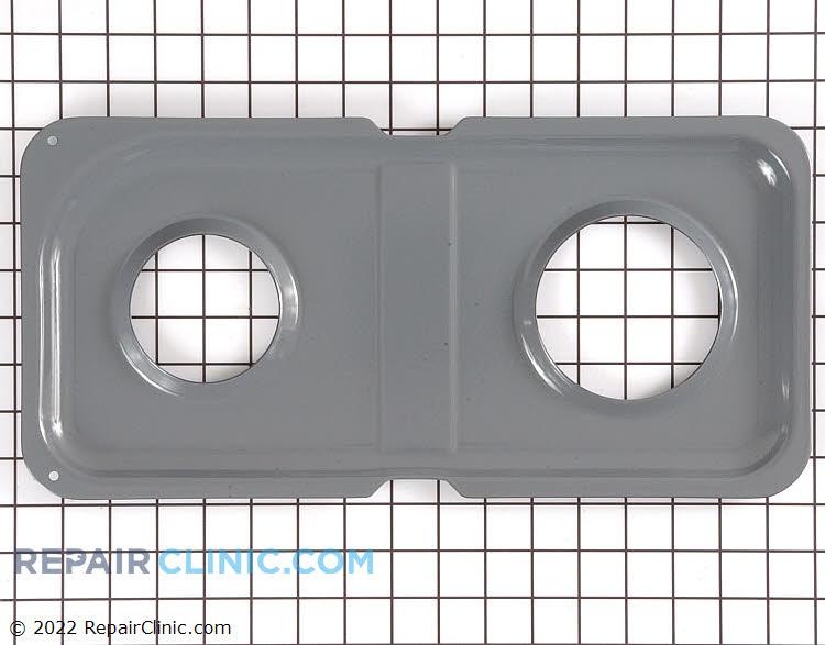 Burner Drip Pan Wb34k10013 Repairclinic Com