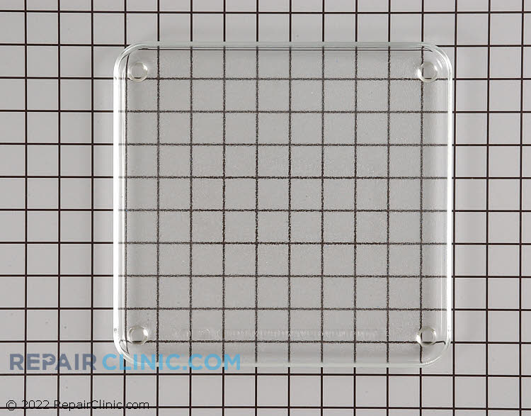 Glass Tray 2B71044B        Alternate Product View