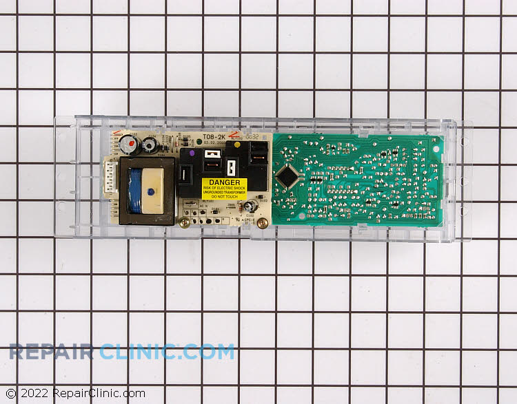 Oven Control Board WB27K10026 Alternate Product View