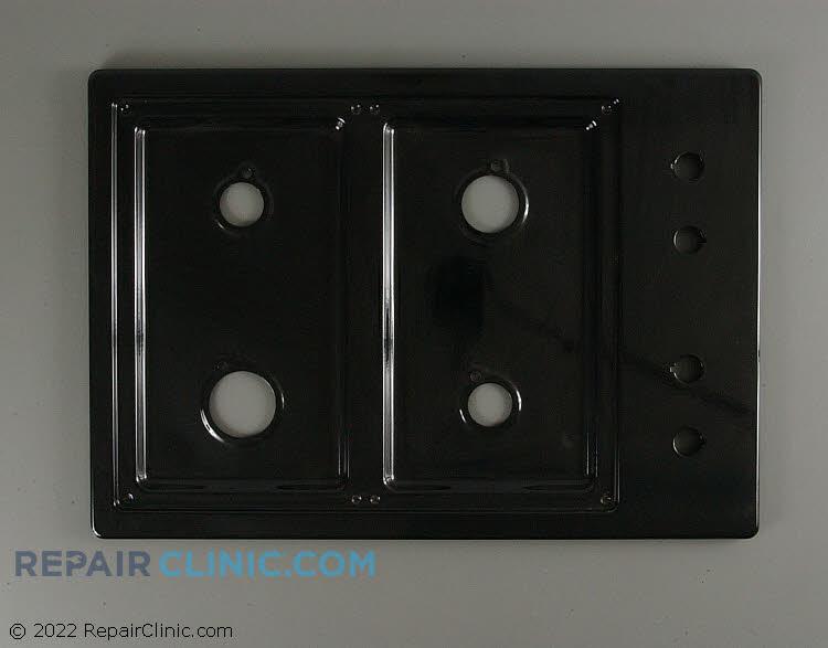 Metal Cooktop 36418BP         Alternate Product View
