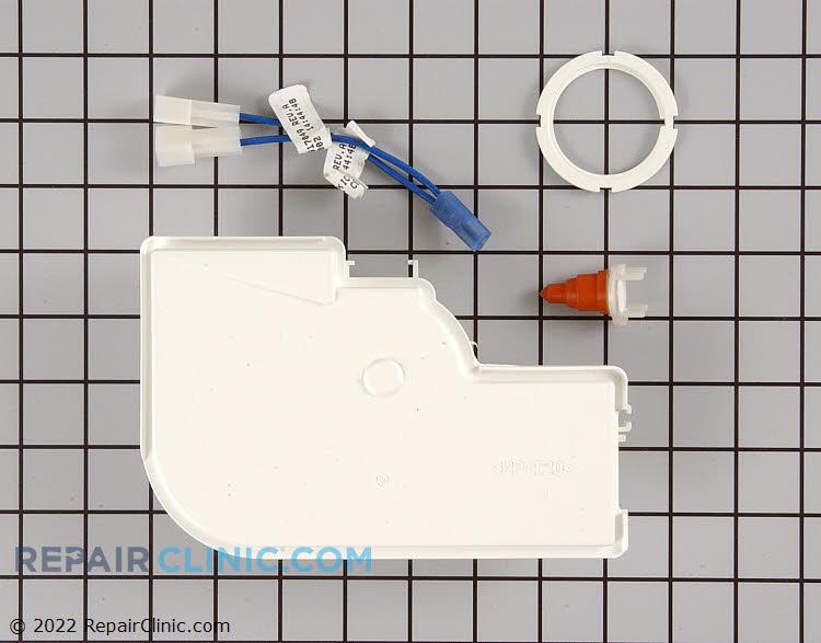 Dual to single wax motor conversion kit, dispenser