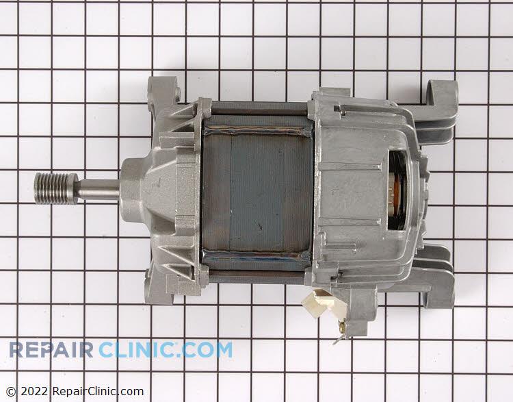 Main motor assembly