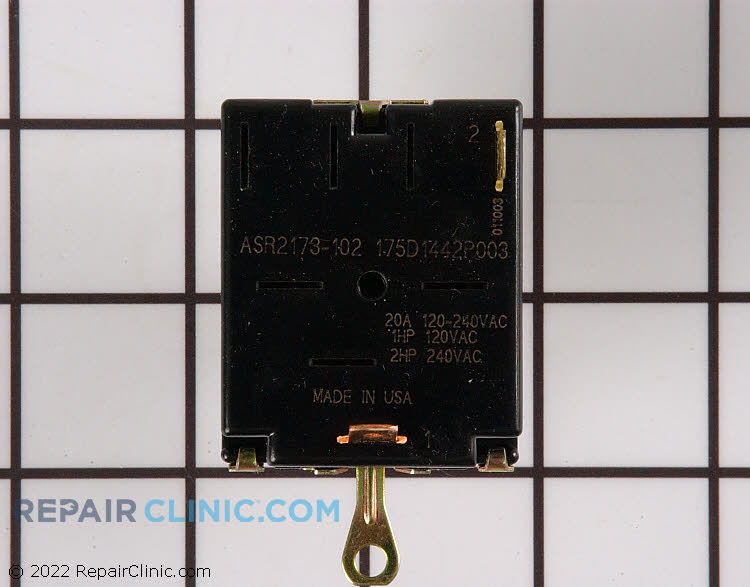 Start Switch WE4X782 Alternate Product View