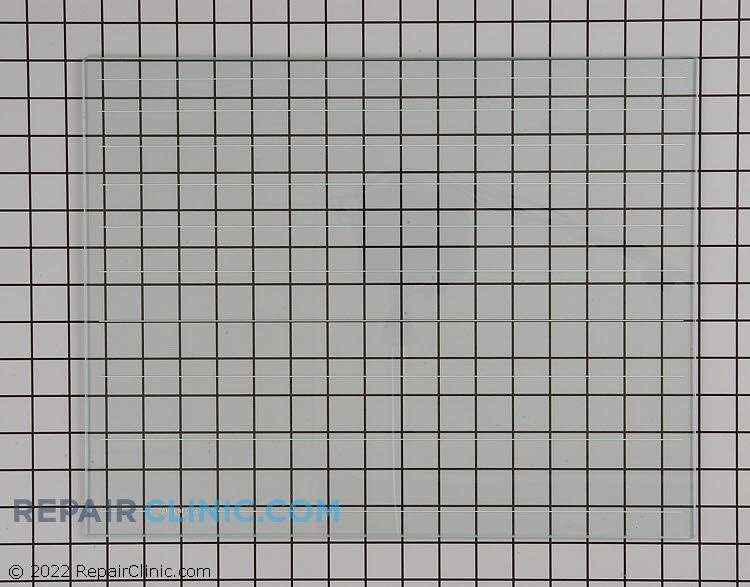 Glass Shelf W10864399 Alternate Product View