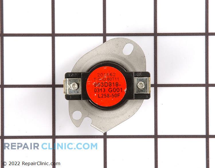 High limit thermostat, L258-50F