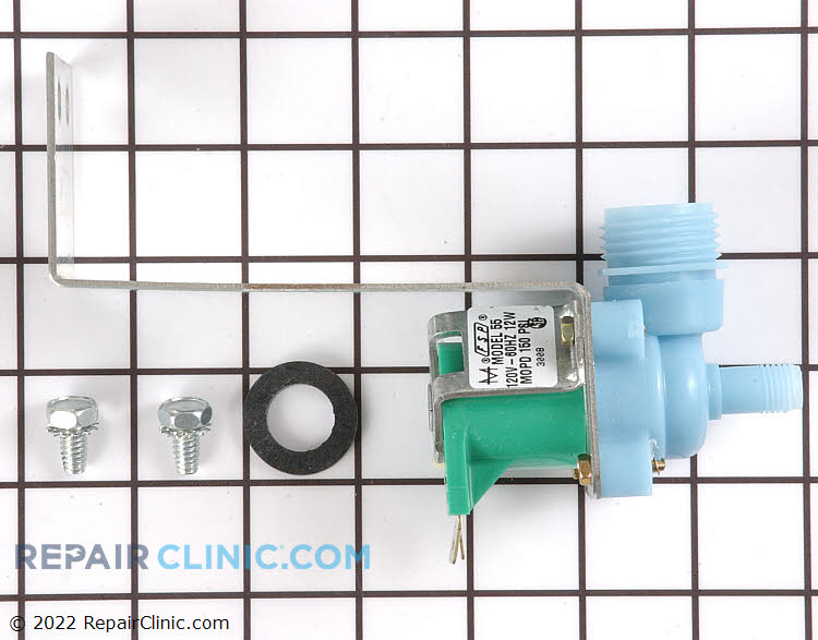 Water Inlet Valve WP759296 Alternate Product View