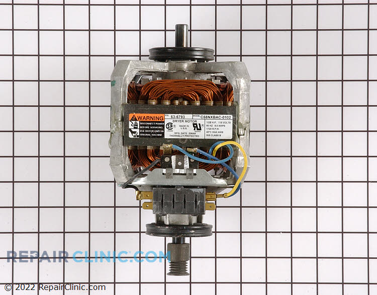 Drive Motor LA-1022 Alternate Product View