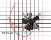 Evaporator Fan Motor - Part # 253916 Mfg Part # WB26K5048