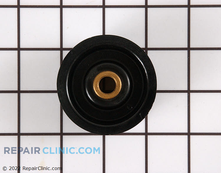 Idler pulley for dryer