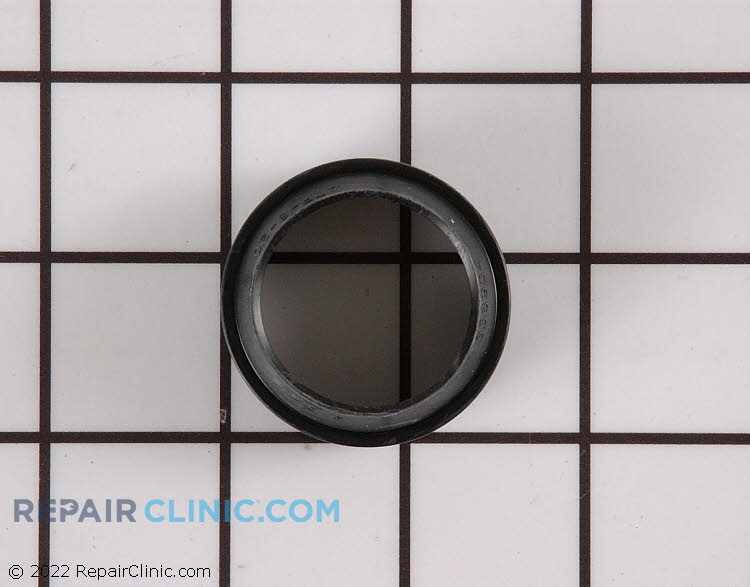 Washing machine transmission stem seal