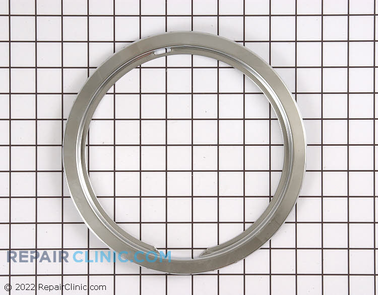 "Surface burner trim ring for large (8"") burner"