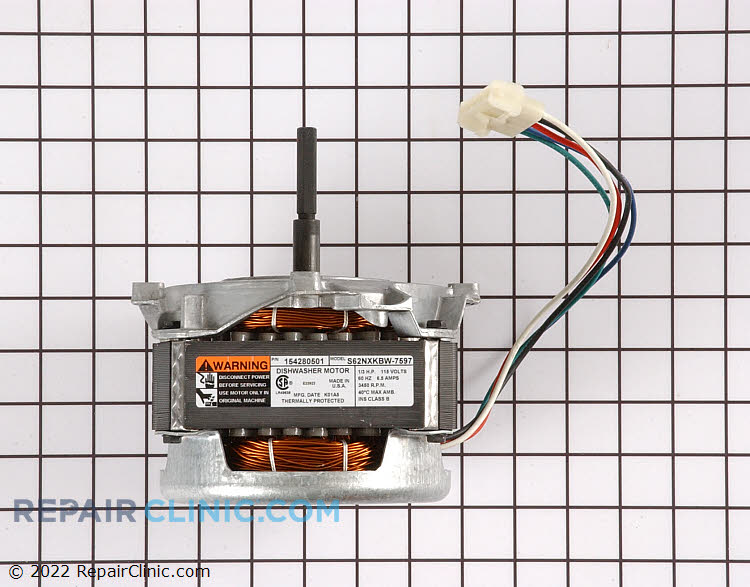 Circulation and Drain Pump Motor 5303943152      Alternate Product View