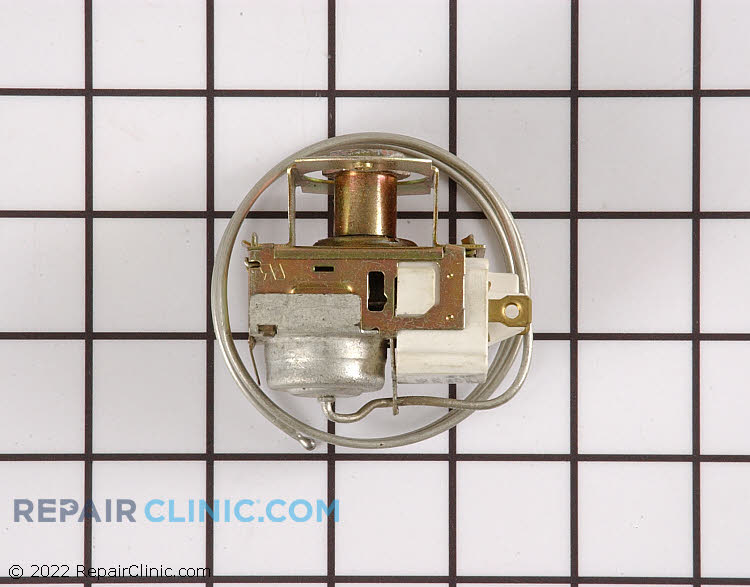 Thermostat assembly (cold control)