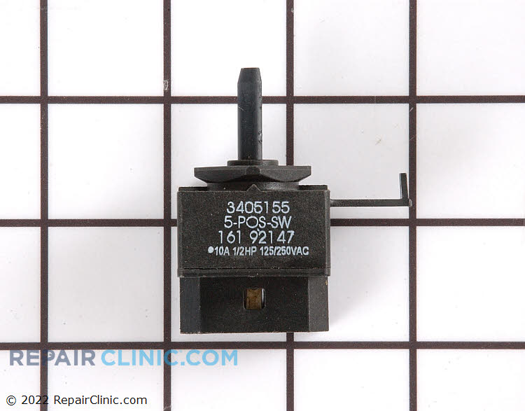 Selector Switch W11106324 Alternate Product View