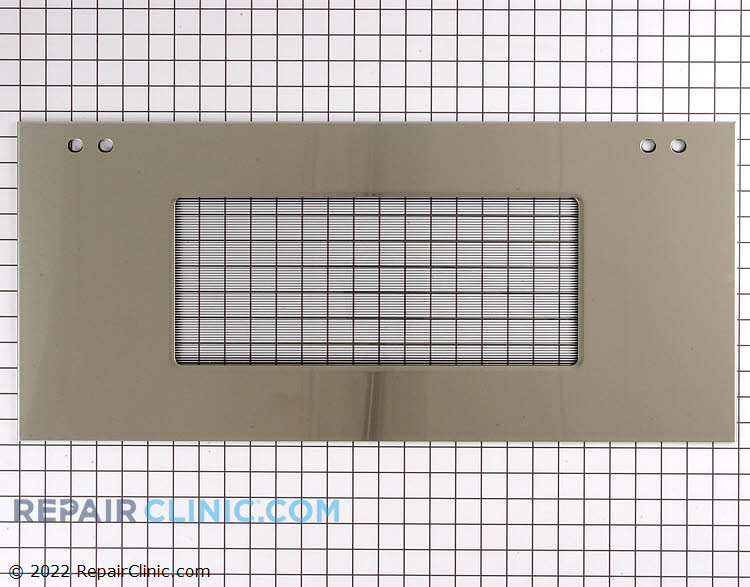 Outer Door Glass WP4452259 Alternate Product View