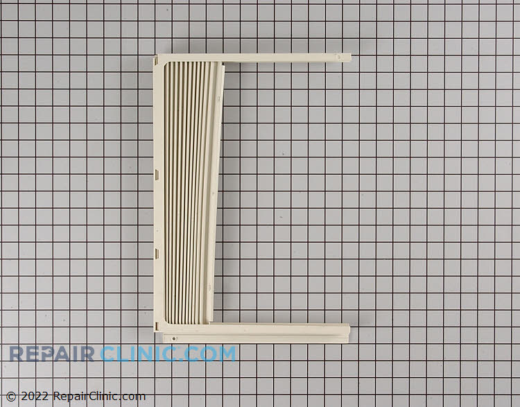Window Side Curtain and Frame 112124490022 Alternate Product View